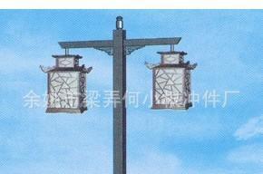 室外照明屋外照明器具が注文加工工程/塀の上部分の燈