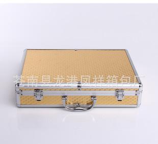 厂家直销铝合金工具箱 开关箱 多功能展示工具箱金牌品质经济实惠;