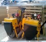 柴油压路机 手扶式压路机 单轮压实机械 小型加重压路机;