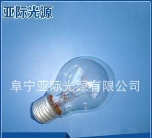 メーカーの卸売A55耐高溫普通安全型創意タングステン電球螺旋口白熱燈