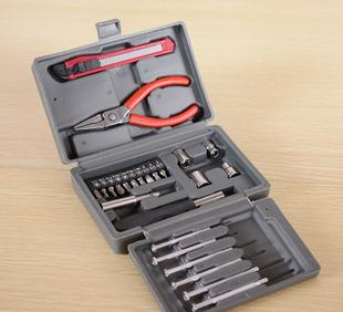20 24PC工具箱 五金工具套装 日常修复修理工具 淘宝热销中;