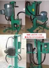 广东莞鹏鲲供应小型气动化工搅拌设备实验是小型电动分散机;