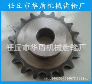 Processing a variety of custom machinery sprocket sprocket gear