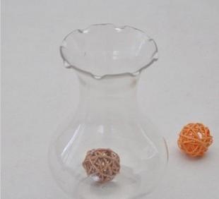 【厂家批发 】风信子瓶水培瓶水培容器透明花瓶树脂塑料容器;