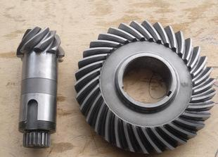 The company can provide forward gear bevel gear processing customized according to customer drawings or samples