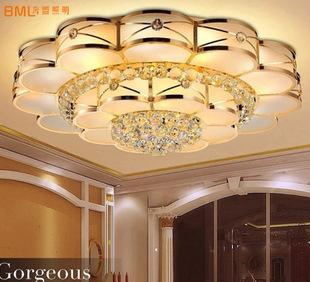 メーカー直LEDには、金色の円形のリビングルーム、水晶ランプ寢室の客室ロービのベランダで、照明の電飾をしている