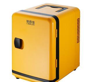 الرحمة بوكا 7 لتر سيارة ثلاجة مصغرة الساخنة والباردة ثلاجة صغيرة سيارة ومصنعو المزدوج ثلاجة المنزل