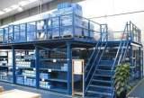 上海专业设计生产供应阁楼式货架/重型货架/仓储设备厂家;