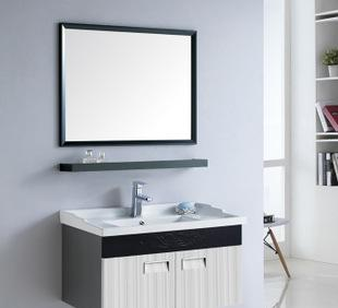 First, stainless steel washbasin cabinet bathroom cabinet wall mounted bathroom cabinet wholesale distribution WX001