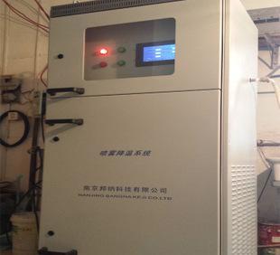 第二代大功率喷雾降温设备|邦纳加油站喷雾降温设备;