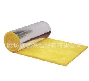 钢结构专用玻璃棉卷粘,大量供应玻璃棉板玻璃棉保温材料;