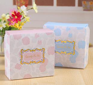 Factory wholesale 4 grain 50 grams gold autumn male version exquisite mooncake box customized high-grade packaging boxes