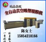 厨房柜门制造机械 pvc板式家具真空吸塑机 模压机 全自动覆膜机;