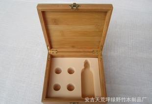[2014] professional factory direct supply of liquor bamboo bamboo box gift box packaging box