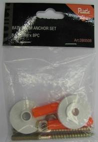 The supply of bathroom hardware accessories expansion screws