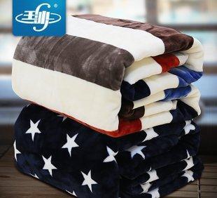 Производители, оптовые утолщение фланель одеяла специальные falaise кашемир покрытия одеяло осенью НПД кондиционер одеяло коралловые одеялах
