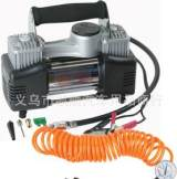汽车小电器|车载双缸充气泵|电动打气筒金属便携 汽车用品;