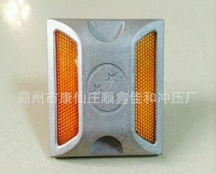 突起道しるべ铸铝犬釘供給単両面反射減速犬釘犬釘生産工場交通施設