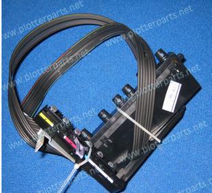惠普绘图仪配件 HP DesignJet130 供墨管道 Q1292-60235;