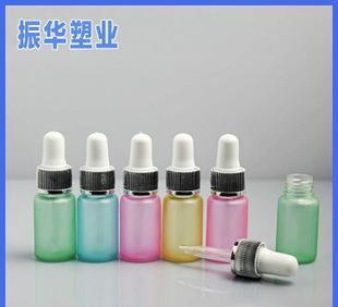专业生产加工 pet滴管瓶 精华滴管瓶印刷