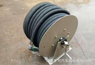 厂家定制加油机卷盘_1寸60米油管加油卷盘_加油站设备;