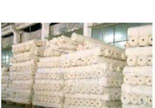 厂家低价供210T高档白坯布料批发 优质涤丝纺白坯布(图);
