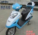 厂家直销电动车 电动自行车 踏板车电动助力车 超威60V电动车电动;