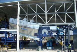 供应荷兰NIHOT 城市固体废弃物风选机;