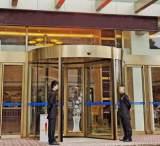 旋转门平拉门卷帘门酒店大门仓库大门定制 上门测量服务送货上门;