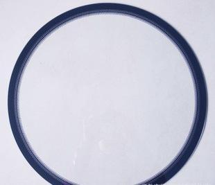 ランプ強化ガラス円形