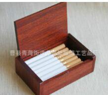 Wooden cigarette box wooden cigar box wooden packaging cigarette case
