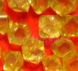 供应无机非金属材料超硬材料镀膜系列锯切用人造金刚石;
