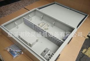 批发 通信产品 室外72芯分线箱 壁挂式光纤分线箱 楼道分纤箱配置;