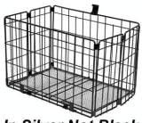 供应BF331折叠篮,自行车折叠篮,折叠车篮,环保塑料折叠篮 车篮子;
