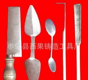供給鋳造炭素鋼圧勺造型桃形圧勺鋳造ツール通用五金部品量が大きく从优