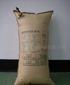 物流辅助器材,充气袋,集装箱捆绑带,北京派克威供应;