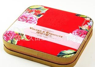 The moon cake moon cake gift box custom spot paper packing box spot moon cake box