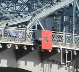 8航道橋梁助航標志 雙向通航孔中央標志 LED標志牌橋涵標橋柱燈;