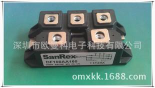 厂家直销日本三社整流模块 整流器件 DF100AA160;