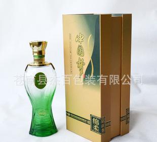 Manufacturer of custom wine packaging wine box high-end wine China dream