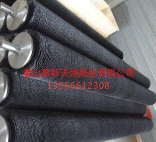 専門卸売の黒色の研磨剤の糸は曳糸機の綱渡り機の鋼線機の鋼線機をこする機を刷毛して刷毛機をこする