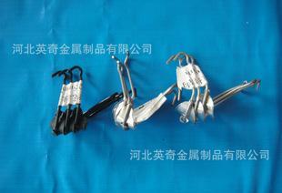 【小巧精美 功能多样】库存通信器材 注塑挂钩45# 2.2钢绞线;