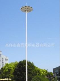 بيع المصنع مباشرة عالية السرعة عالية مصباح قطب مهنيا بلازا تقاطع جسر عالية مصباح قطب قطب عالية خاصة