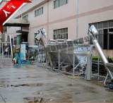 塑料洗料线 矿泉水瓶破碎清洗设备,振泰机械精致工业设计;