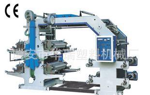 4色柔版印刷機| YTシリーズ凸版印刷機|プラスチック印刷機