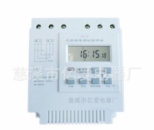 工业时控定时器 工业计时开关 计时器 数显可编程三相电时控开关;
