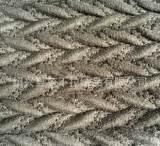 厂家特价加工 服装家纺皮革箱包汽车坐垫面料 绗绣绗缝绗棉裥棉;