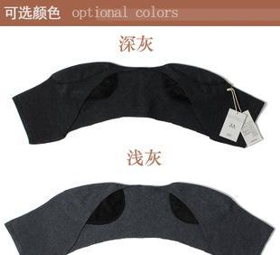Warm cashmere wool shoulder shoulder belt and warm winter summer air conditioning wholesale direct real shoulder guard