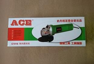 批发正品电动工具ACE角磨机G1016史丹利合资出品特价机后开关;