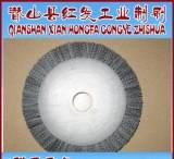【厂家直销】钢丝轮,铜丝轮,不锈钢丝轮,磨料丝轮 质量保证;